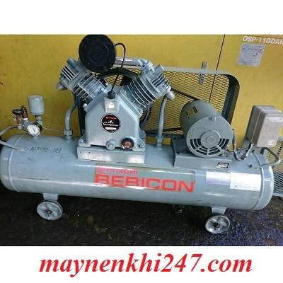 Máy nén khí mini Nhật bãi 2.2kw (3hp)