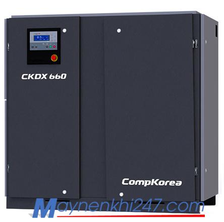 Máy nén khí Compkorea CKDX 660 PLUS  (45kw - 60hp)