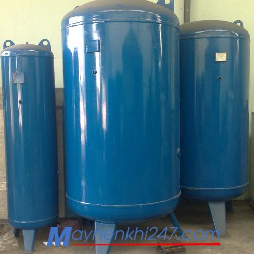 Bình tích khí 50 lít đến 50.000 lít