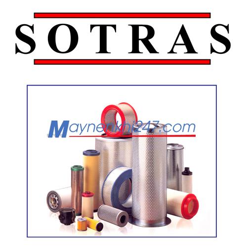 Lọc Sotras cho máy nén khí Kobelco