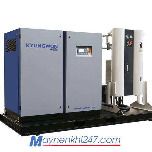 Sửa chữa máy nén khí Kyungwon