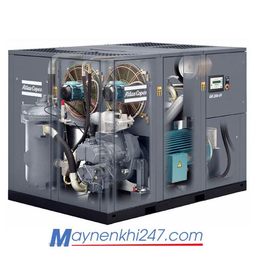 Bảo dưỡng máy nén khí Atlas Copco