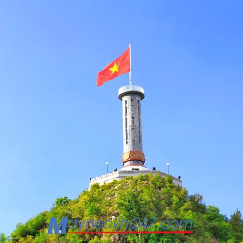 Lắp đặt máy nén khí trục vít tại Hà Giang