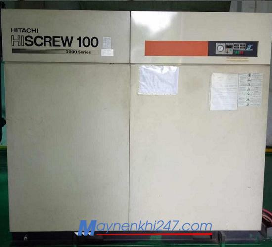 Máy nén khí Hitachi 100kw - 135hp