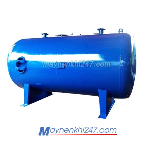 Bình chứa khí nén nằm ngang 100L đến 10000L