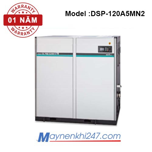 Máy nén khí Hitachi DSP-120A5MN2 (120KW-160HP)