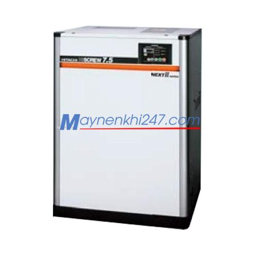 Máy nén khí trục vít Hitachi có dầu  NEXT II Series 7.5 - 15KW