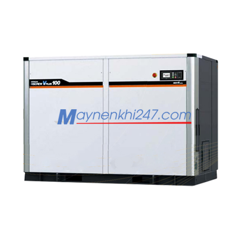 Máy nén khí trục vít Hitachi có dầu  NEXT II Series 100KW