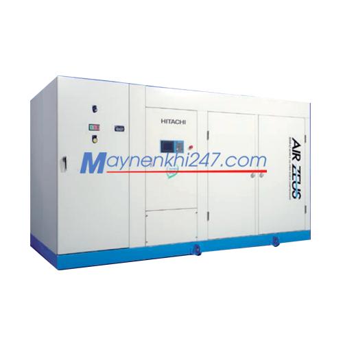 Máy nén khí trục vít Hitachi không dầu công suất lớn Air Zeus SDS-UV Series