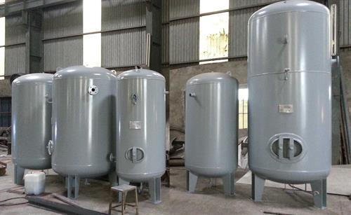 Bình khí nén trong hệ thống máy nén khí có nhiệm vụ gì?