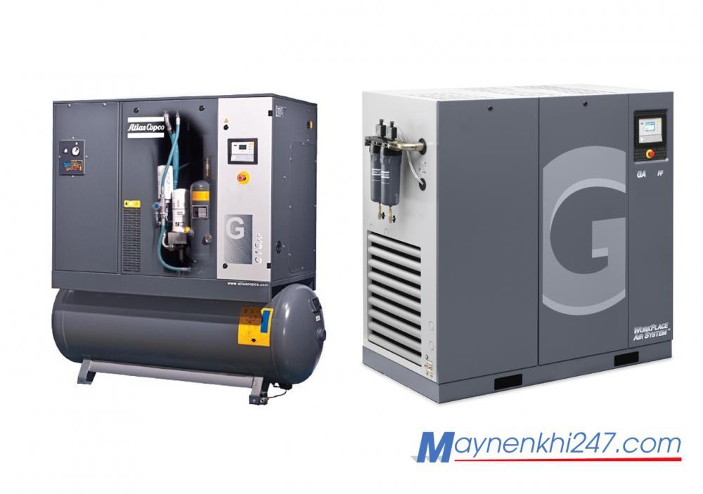 Ưu điểm, nhược điểm và ứng dụng của máy nén khí trục vít có dầu