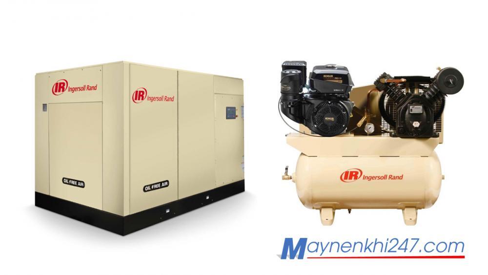 So sánh máy nén khí trục vít và máy nén khí Piston, ưu điểm và nhược điểm của từng loại