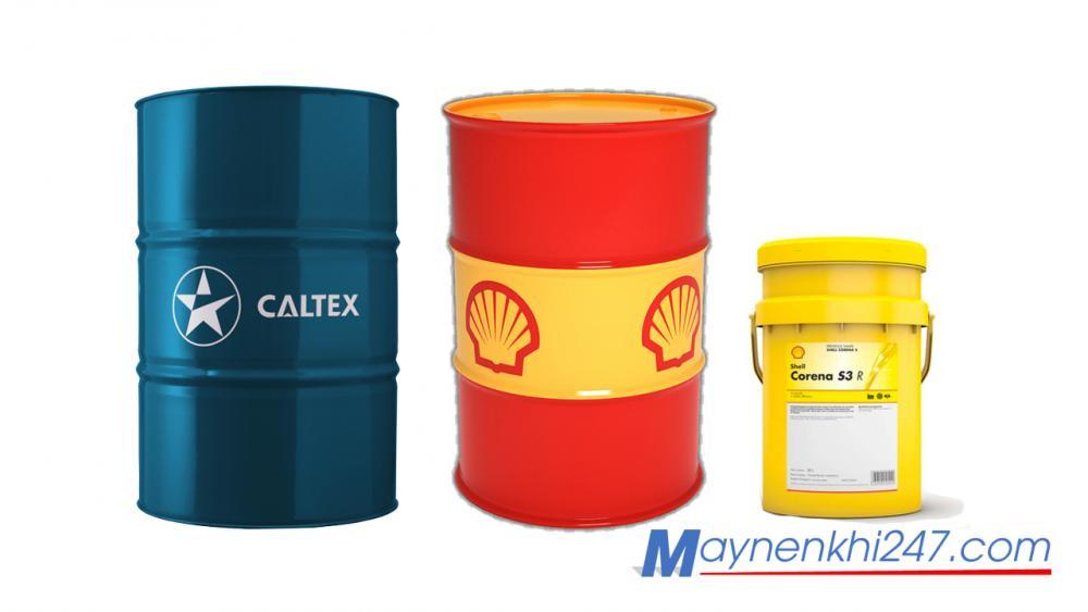 Top 05 hãng dầu máy nén khí trục vít tốt nhất thị trường