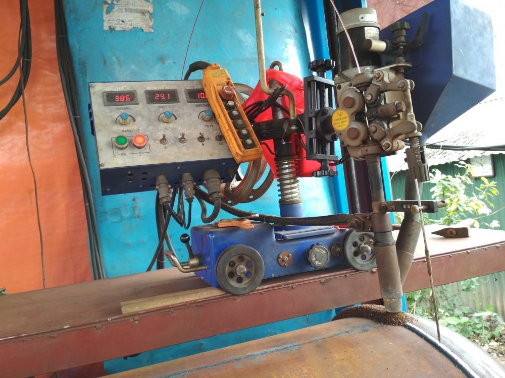 Quy trình chế tạo bình chứa khí nén tiêu chuẩn quốc tế