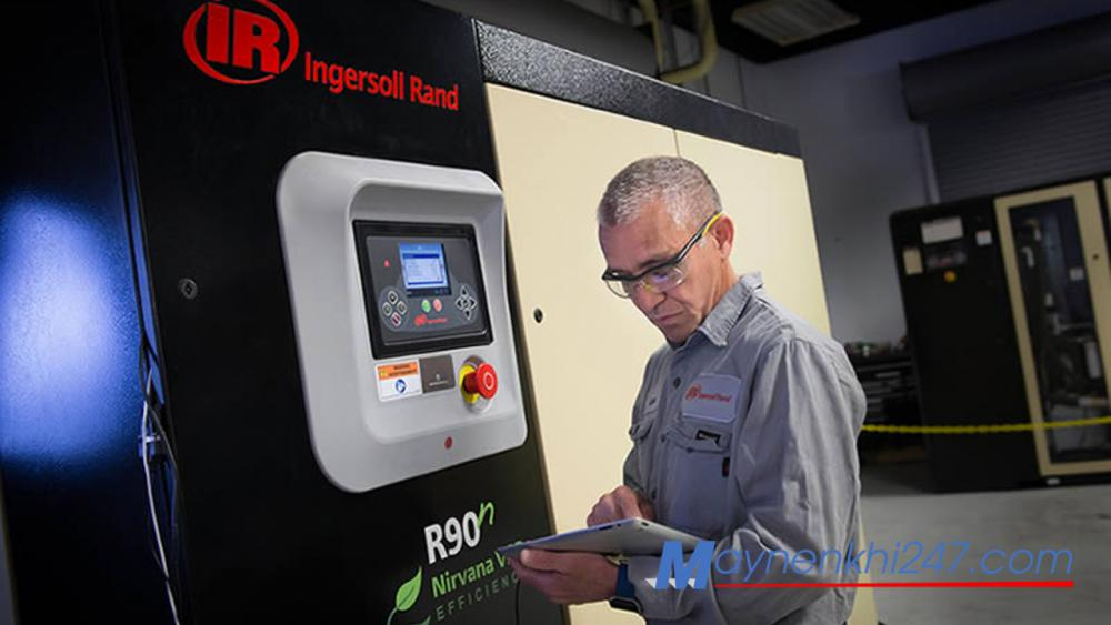 Mách bạn cách xử lý nhanh chóng lỗi máy nén khí chạy công suất thấp