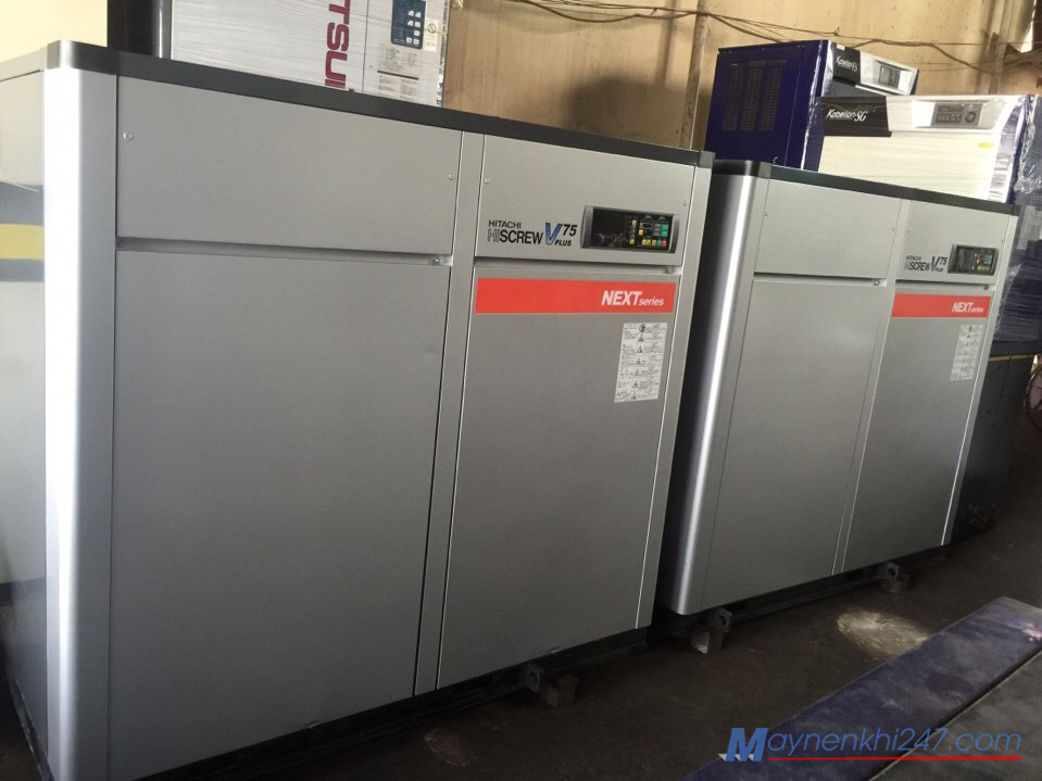 Hướng dẫn cách chọn mua máy nén khí trục vít cũ tại Hà Nội?