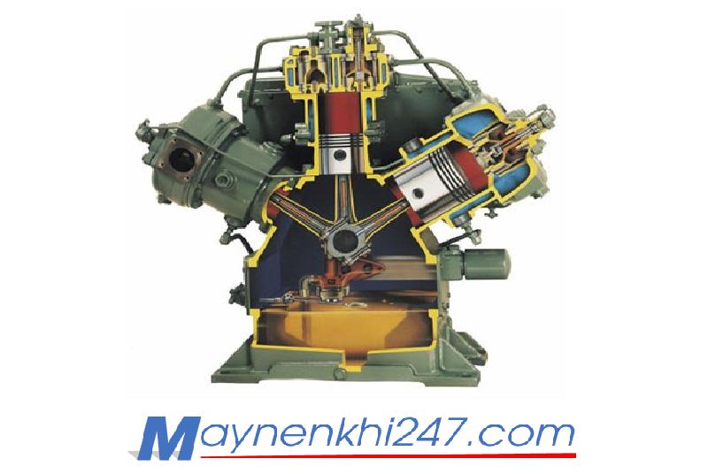Tài liệu máy nén khí piston [Toàn tập]
