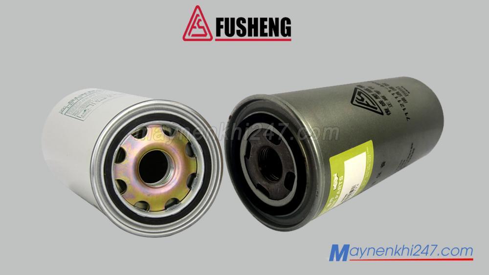 Bảng mã lọc máy nén khí Fusheng (Đầy đủ)