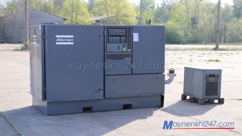 Tài liệu chuẩn máy nén khí trục vít không dầu