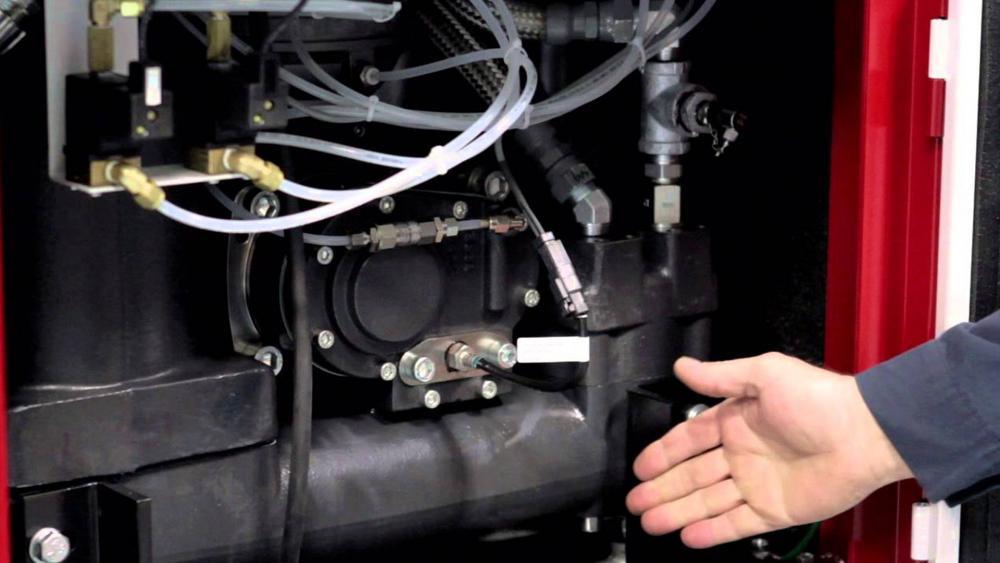 Hướng dẫn sửa chữa máy nén khí trục vít toàn tập