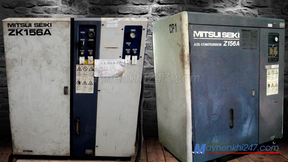 Cẩn thận những rủi ro khi mua máy nén khí Nhật Bãi kém chất lượng